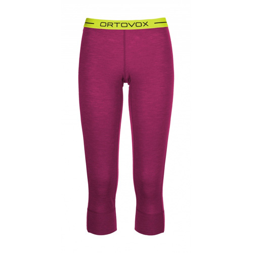 Ortovox Merino Ultra 105 Women's 3/4 Thermal Pants