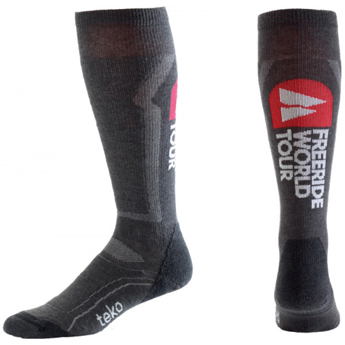 Teko Unisex Freeride Ski Light Sock