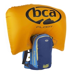 BCA Float 22 avalanche airbag backpack