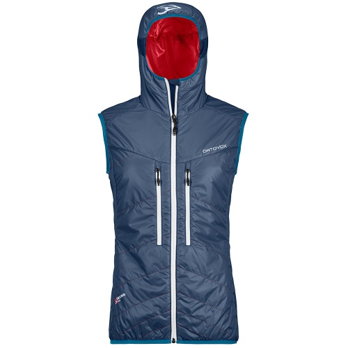 Ortovox Swisswool Light Tec Lavarella Vest (Woman's)