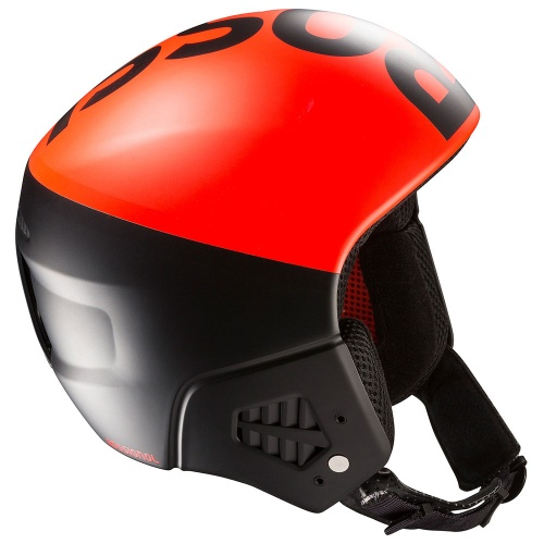 Rossignol Hero 9 FIS Impacts Race Helmet - with Chinguard
