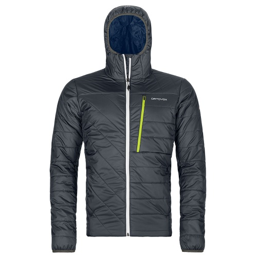 Ortovox PIZ Bianco Men's Jacket with Swisswool