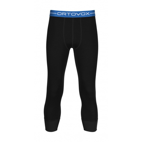 Ortovox Merino Supersoft Men's 3/4 Thermal Pants