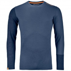 Ortovox 185 Rock'N'Wool Men's Long Sleeve Top