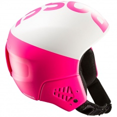 Rossignol Hero 9 FIS Impacts Women's Race Helmet - with Chinguard
