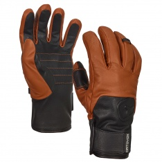 Ortovox Swisswool Leather Ski Glove
