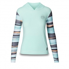 Dakine Flow Loose Fit Hooded Long Sleeve Surf Shirt - Women's